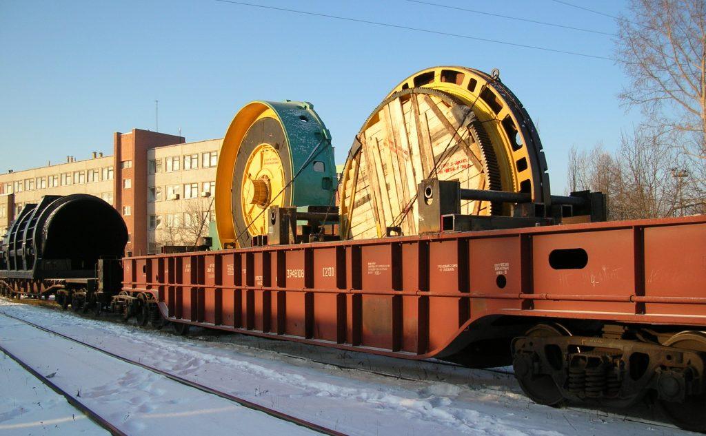 Транспортер крупногабаритных грузов фольксваген транспортер т2 купить россия